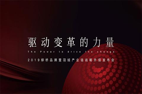 """""""驱动变革的力量"""" ——柳桥集团品牌发布会在杭州召开"""